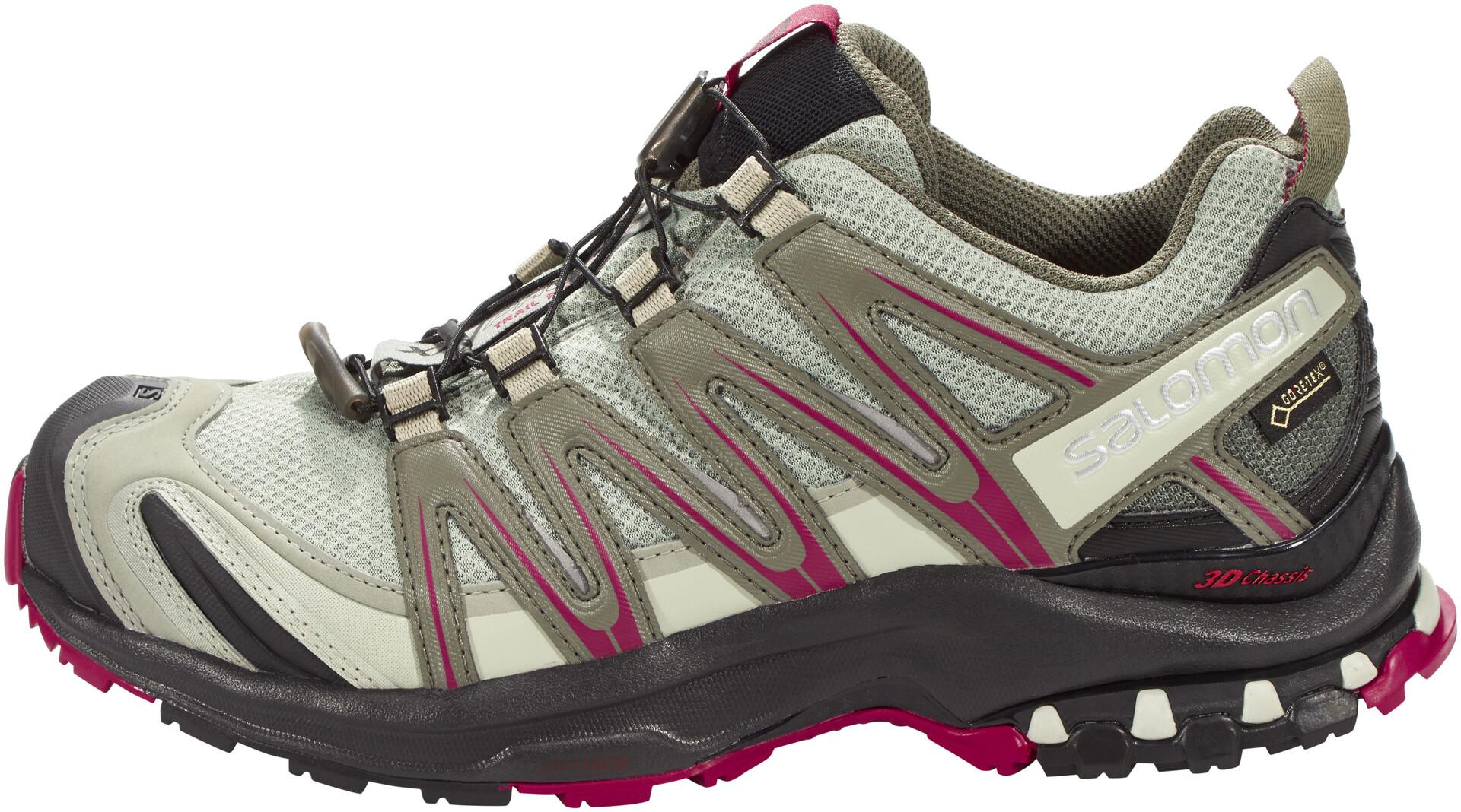 Xa 3d Chaussures Gris Salomon Running Gtx Pro Sur Campz Femme dIxIwfU